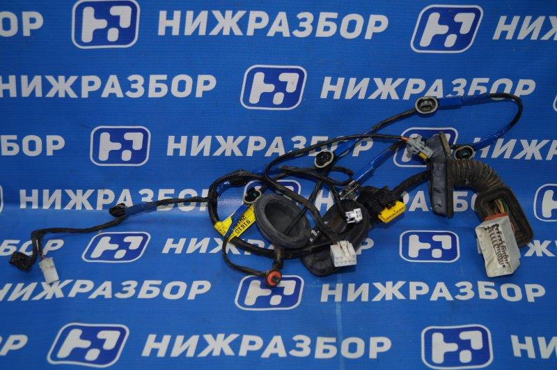 Проводка двери Hyundai Elantra HD 1.6 (G4FC) 2009 передняя правая (б/у)