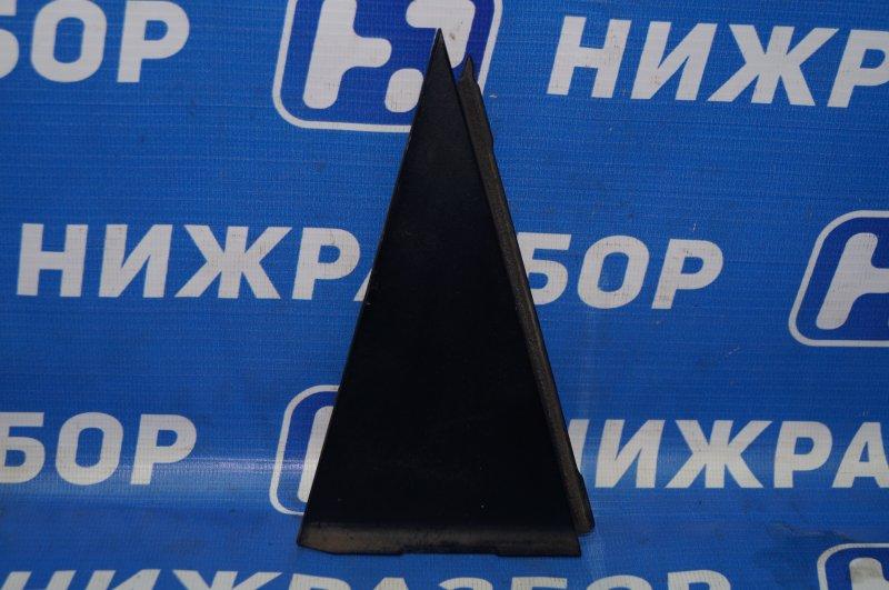 Накладка двери Hyundai Elantra HD 1.6 (G4FC) 2009 задняя левая (б/у)