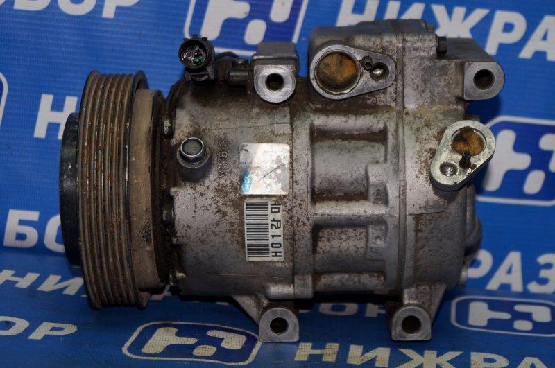 Компрессор кондиционера Hyundai Elantra HD 1.6 (G4FC) 2009 (б/у)