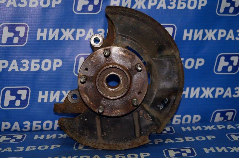 Кулак поворотный Hyundai Elantra HD 1.6 (G4FC) 2009 передний правый (б/у)