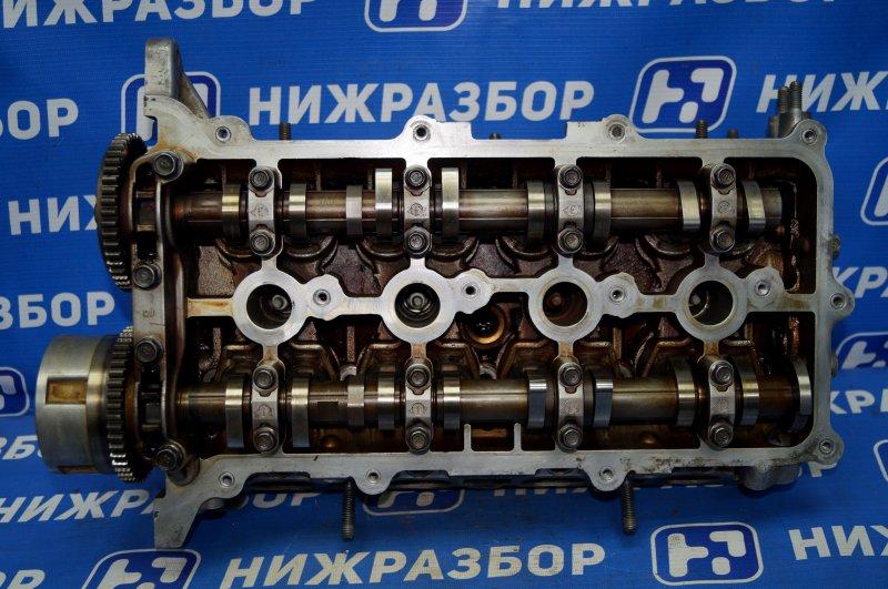 Головка блока цилиндров (гбц) Hyundai Elantra HD 1.6 (G4FC) 2009 (б/у)