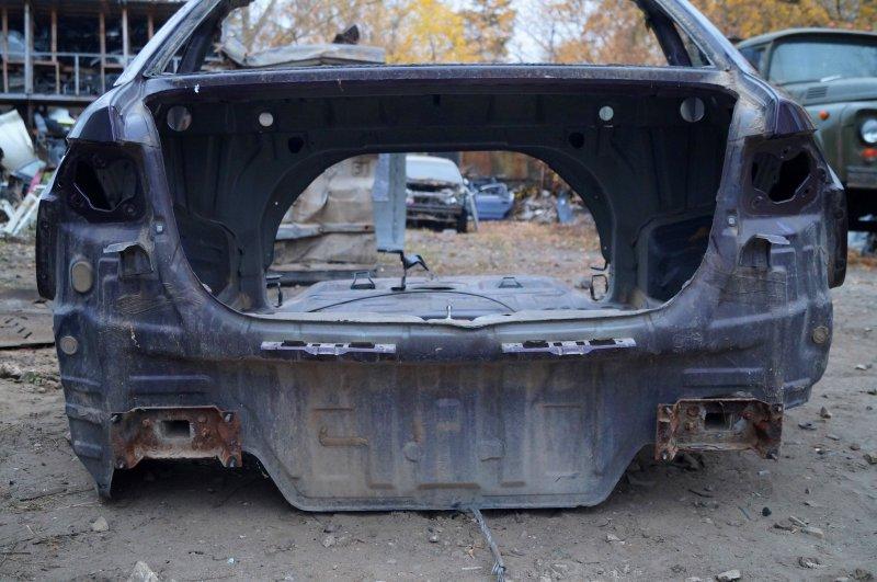 Панель кузова Hyundai Elantra HD 1.6 (G4FC) 2009 задний (б/у)