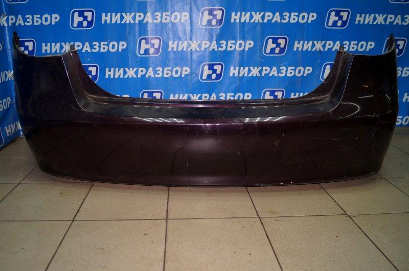 Бампер Hyundai Elantra HD 1.6 (G4FC) 2009 задний (б/у)