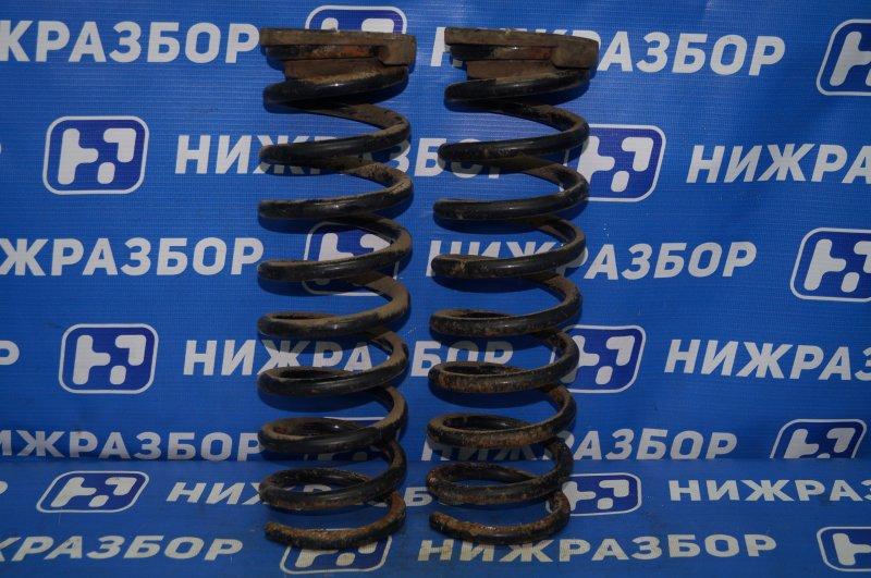 Пружина Hyundai Elantra HD 1.6 (G4FC) 2009 задняя (б/у)
