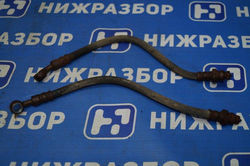 Шланг тормозной Hyundai Elantra HD 1.6 (G4FC) 2009 задний (б/у)