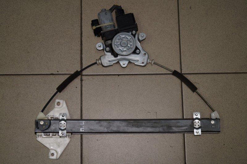 Стеклоподъемник эл. Chevrolet Captiva C100 3.2 10HMC 2008 передний левый (б/у)