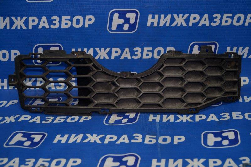 Решетка в бампер Chevrolet Captiva C100 3.2 10HMC 2008 передняя правая (б/у)