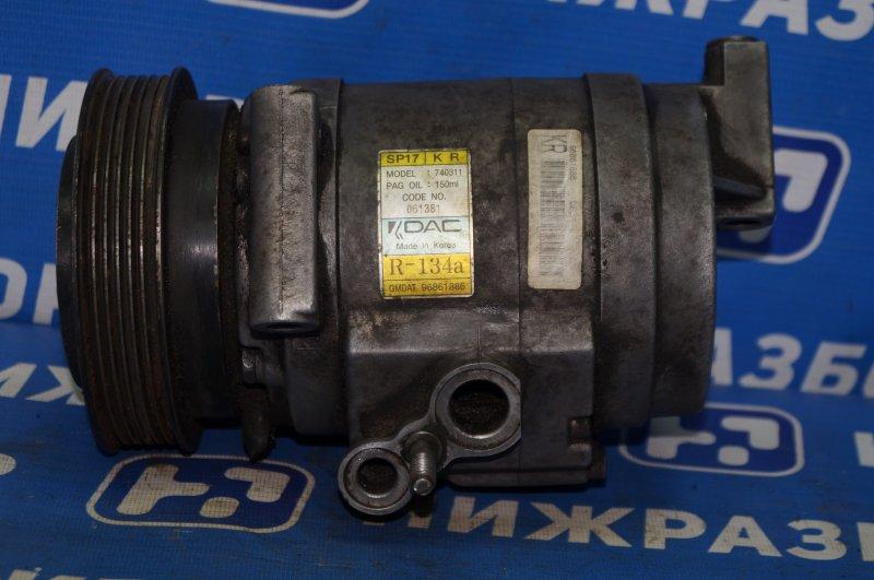 Компрессор кондиционера Chevrolet Captiva C100 3.2 10HMC 2008 (б/у)