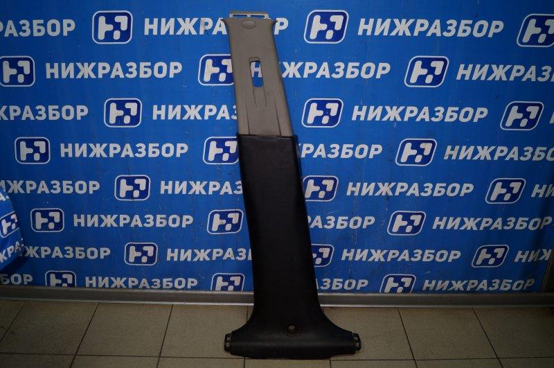 Обшивка стойки Chevrolet Captiva C100 3.2 10HMC 2008 левая (б/у)