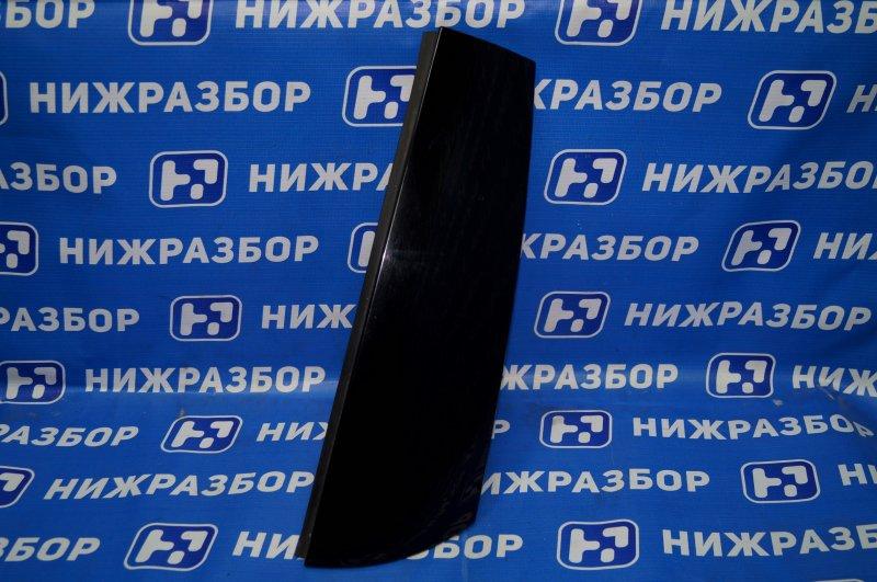 Накладка двери багажника Chevrolet Captiva C100 3.2 10HMC 2008 задняя правая (б/у)
