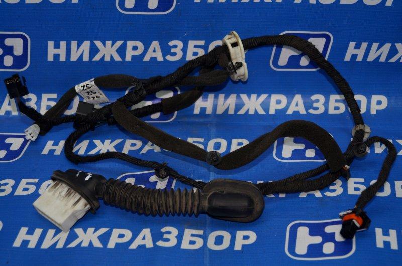 Проводка двери Chevrolet Captiva C100 3.2 10HMC 2008 задняя левая (б/у)