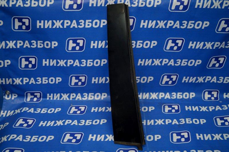Накладка двери Chevrolet Captiva C100 3.2 10HMC 2008 задняя правая (б/у)