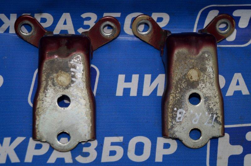 Петля двери Chevrolet Captiva C100 3.2 10HMC 2008 передняя правая (б/у)
