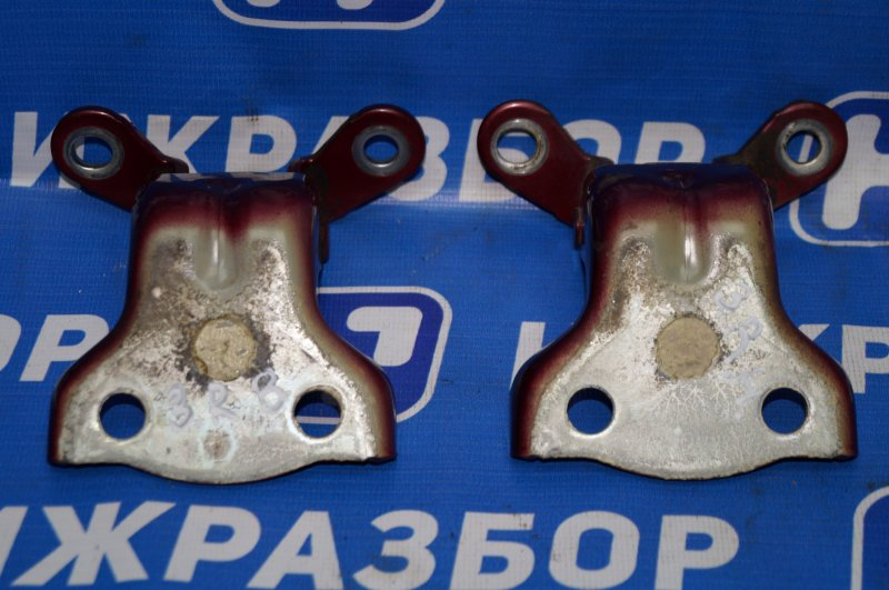Петля двери Chevrolet Captiva C100 3.2 10HMC 2008 задняя правая (б/у)