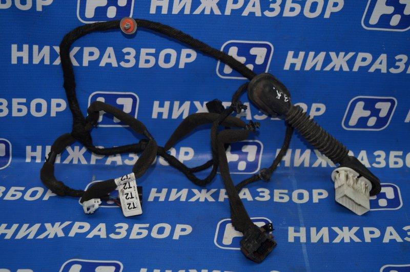 Проводка двери Chevrolet Captiva C100 3.2 10HMC 2008 задняя правая (б/у)