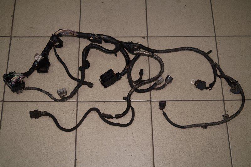 Проводка моторная Chevrolet Captiva C100 3.2 10HMC 2008 (б/у)