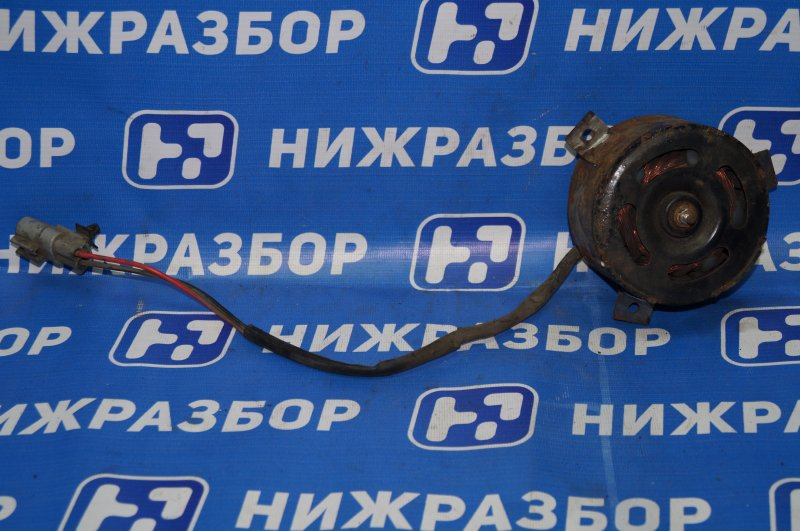 Моторчик вентилятора Chevrolet Captiva C100 3.2 10HMC 2008 (б/у)