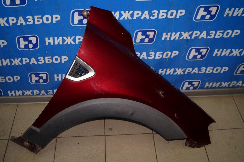 Крыло Chevrolet Captiva C100 3.2 10HMC 2008 переднее правое (б/у)