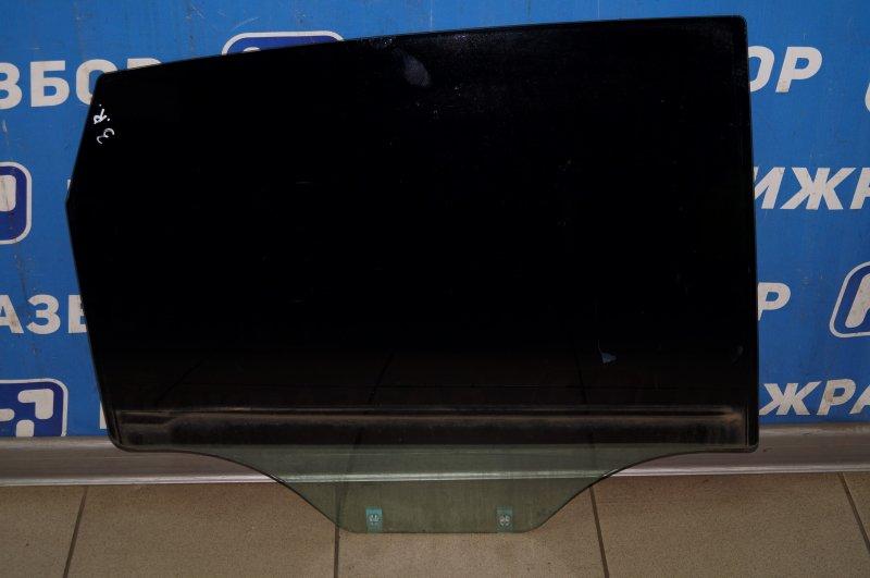Стекло двери Chevrolet Captiva C100 3.2 10HMC 2008 заднее правое (б/у)