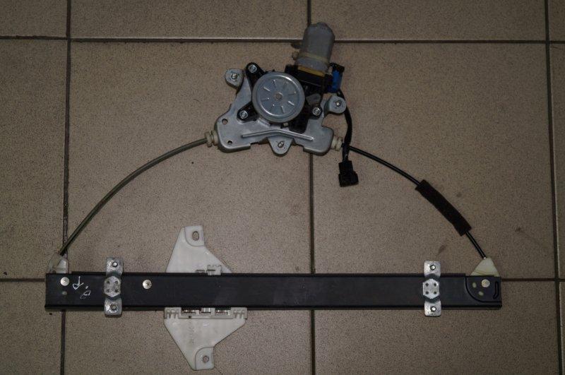 Стеклоподъемник эл. Chevrolet Captiva C100 3.2 10HMC 2008 задний правый (б/у)