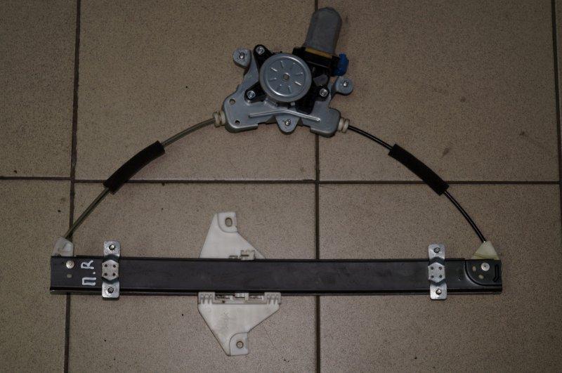 Стеклоподъемник эл. Chevrolet Captiva C100 3.2 10HMC 2008 передний правый (б/у)