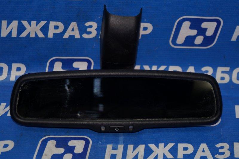 Зеркало салонное Chevrolet Captiva C100 3.2 10HMC 2008 (б/у)