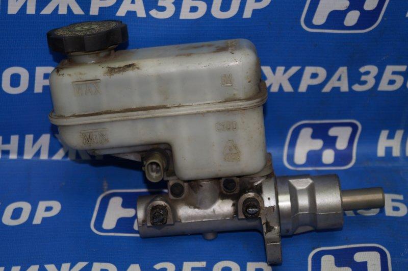 Цилиндр тормозной главный Chevrolet Captiva C100 3.2 10HMC 2008 (б/у)