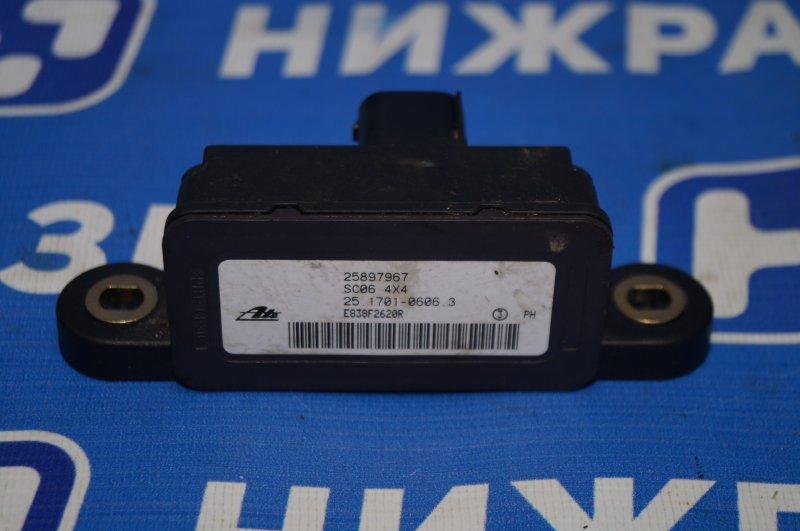 Датчик ускорения Chevrolet Captiva C100 3.2 10HMC 2008 (б/у)