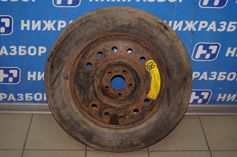 Диск запасного колеса (докатка) Chevrolet Captiva C100 3.2 10HMC 2008 (б/у)