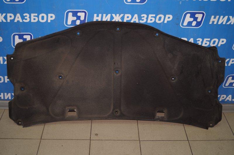 Шумоизоляция капота Chevrolet Captiva C100 3.2 10HMC 2008 (б/у)
