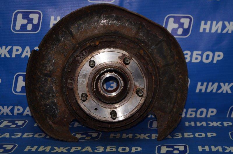 Ступица Chevrolet Captiva C100 3.2 10HMC 2008 задняя правая (б/у)