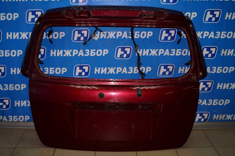 Дверь багажника Chevrolet Captiva C100 3.2 10HMC 2008 (б/у)