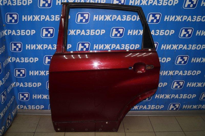 Дверь Chevrolet Captiva C100 3.2 10HMC 2008 задняя левая (б/у)