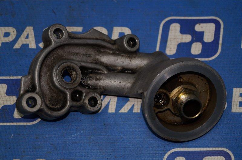 Кронштейн масляного фильтра Chevrolet Captiva C100 3.2 10HMC 2008 (б/у)