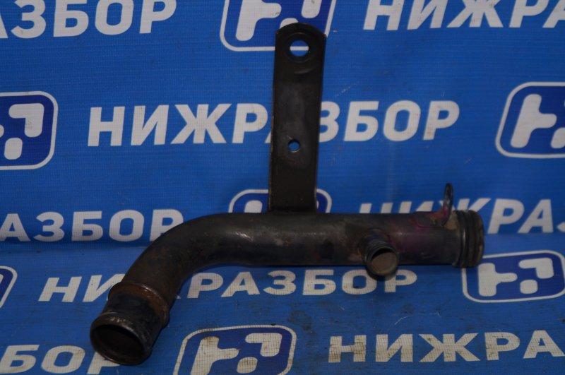 Трубка охлажд. жидкости металлическая Chevrolet Captiva C100 3.2 10HMC 2008 (б/у)