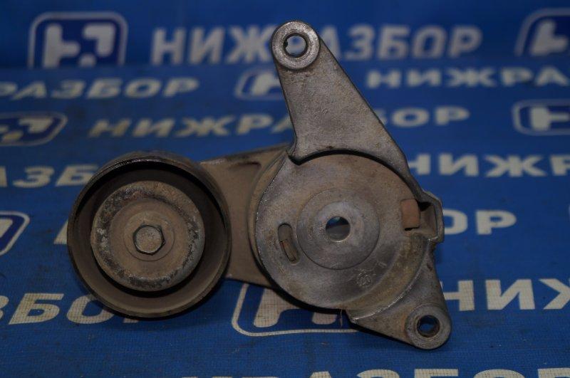 Ролик-натяжитель ручейкового ремня Chevrolet Captiva C100 3.2 10HMC 2008 (б/у)