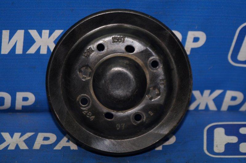 Шкив помпы Chevrolet Captiva C100 3.2 10HMC 2008 (б/у)