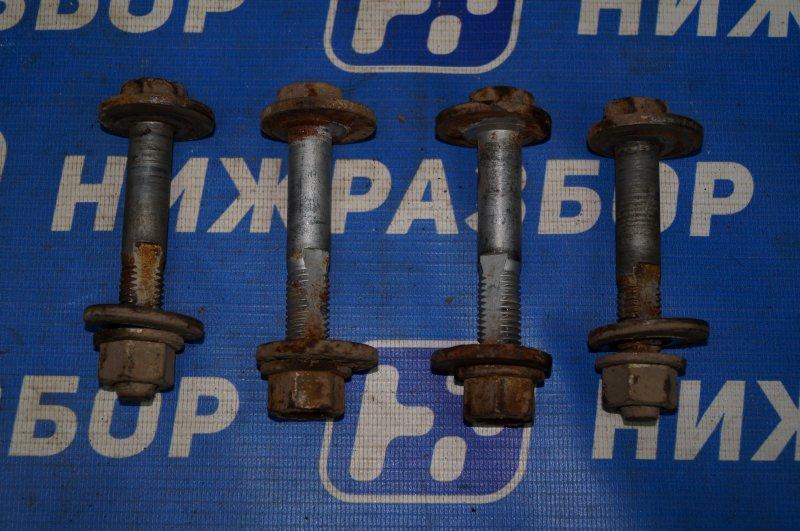 Болт развальный Chevrolet Captiva C100 3.2 10HMC 2008 задний (б/у)