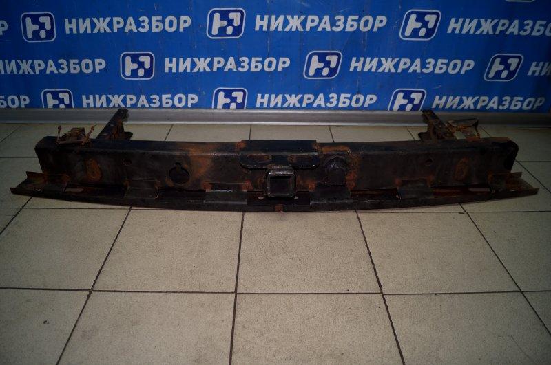 Усилитель бампера Chevrolet Tahoe 900 5.3 LMG 2013 задний (б/у)