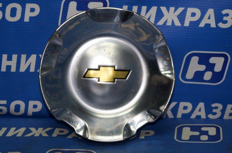 Колпак декор. легкосплавного диска Chevrolet Tahoe 900 5.3 LMG 2013 (б/у)