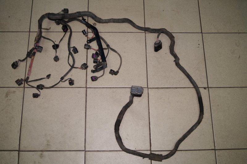 Проводка моторная Skoda Yeti 1.4 TSI (CAX) (б/у)