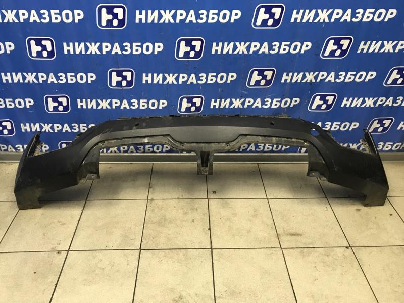 Юбка бампера Hyundai Creta задняя (б/у)