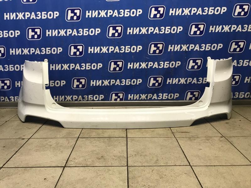 Бампер Hyundai Creta задний (б/у)