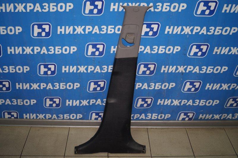 Обшивка стойки Kia Rio 3 QB 2011 правая (б/у)