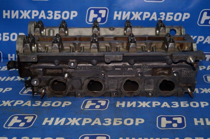 Головка блока цилиндров (гбц) Ford Focus 1 2.0 ZETEC (б/у)