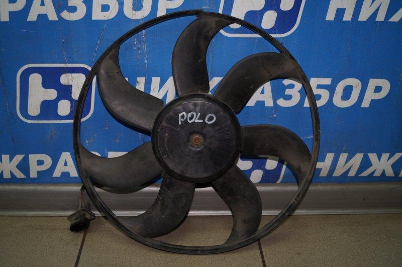 Моторчик вентилятора Volkswagen Polo Sedan 1.6 2011> (б/у)