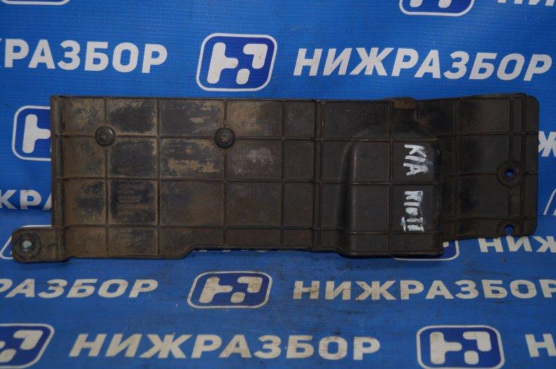 Кожух радиатора Kia Rio 3 QB 2011 передний (б/у)