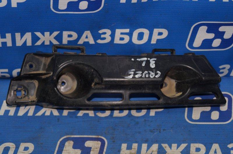 Направляющая бампера Chevrolet Cruze J300 1.6 (F16D3) ` 2012 задняя левая (б/у)