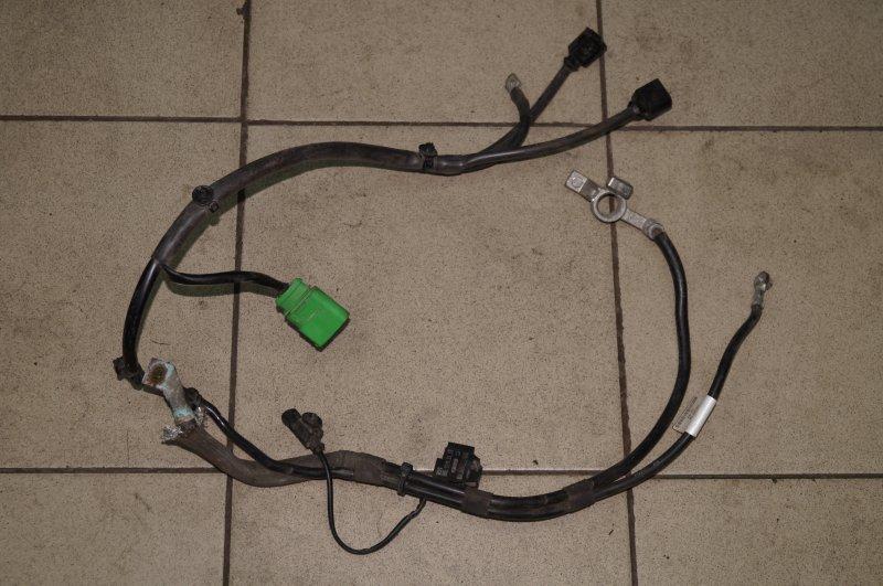Клемма аккумулятора Volkswagen Polo Sedan 1.6 2011> (б/у)