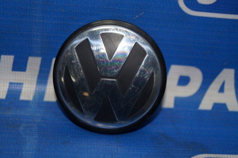 Колпак декор. легкосплавного диска Volkswagen Polo Sedan 2011> (б/у)